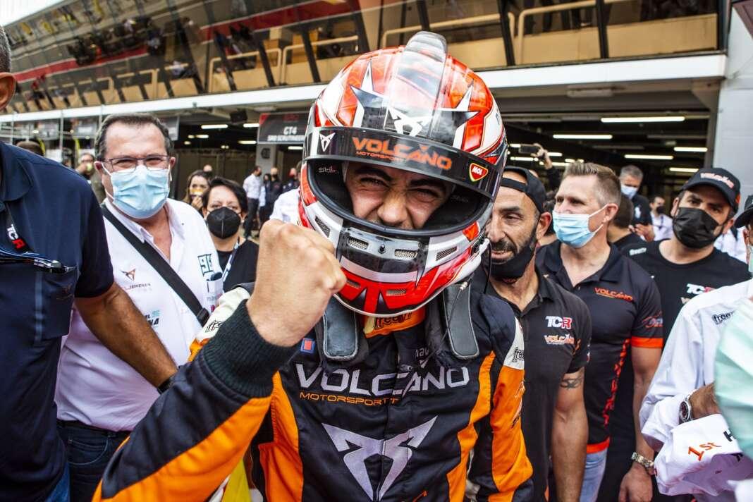 Mikel Azcona, Volcano Motorsport, TCR Europe, racingline.hu