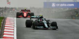 Sebastian Vettel, Carlos Sainz