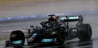 Lewis Hamilton, Mercedes. Pirelli