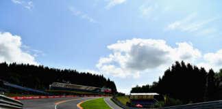 Spa, racingline