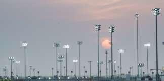 Katar, racingline