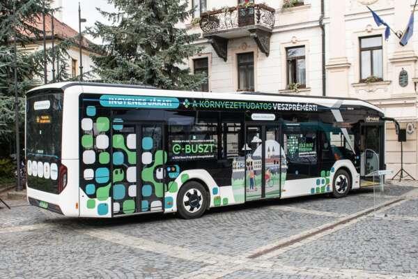 Veszprém, Zöld Busz, HUMDA