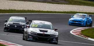 Petr Fulín, Vexta Domy, Cupra, FIA WTCR, racingline.hu