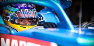 Alpine, Fernando Alonso